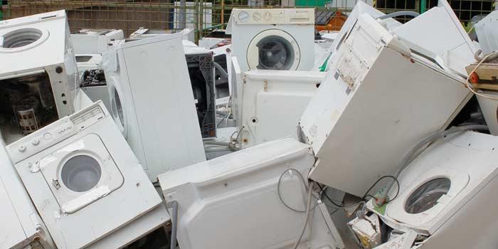 Сдача стиральной машины на металлолом — сколько получим?