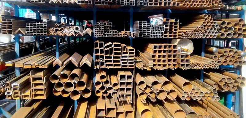 Склад делового металла