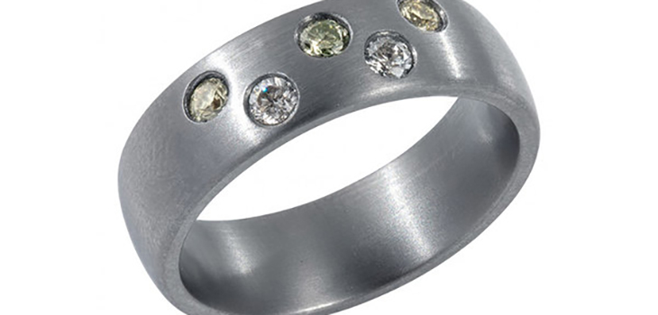 кольцо из тантала