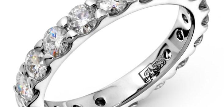 обручальное кольцо из паладия
